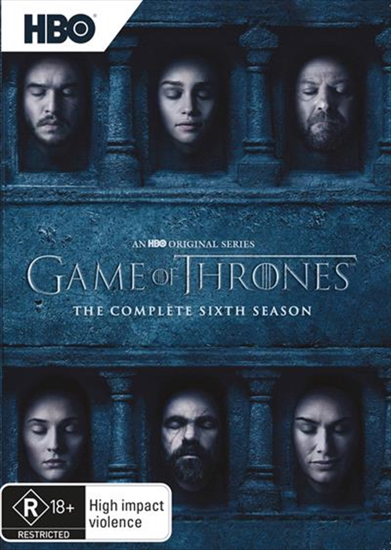 Game Of Thrones - Season 6 | DVD