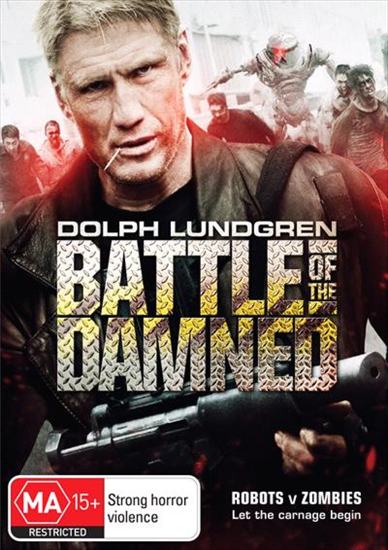 Battle Of The Damned | DVD