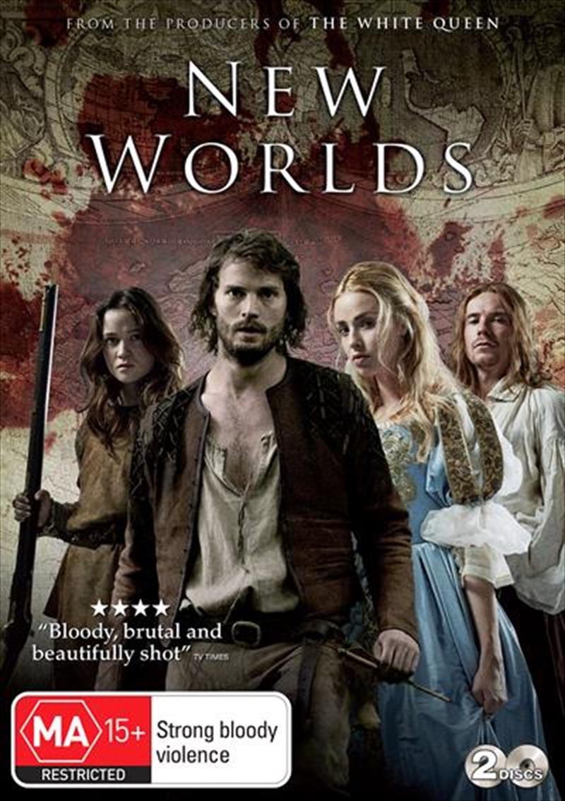 New Worlds | DVD