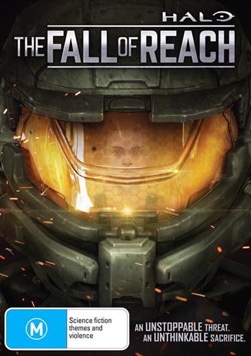 Halo - The Fall Of Reach | DVD