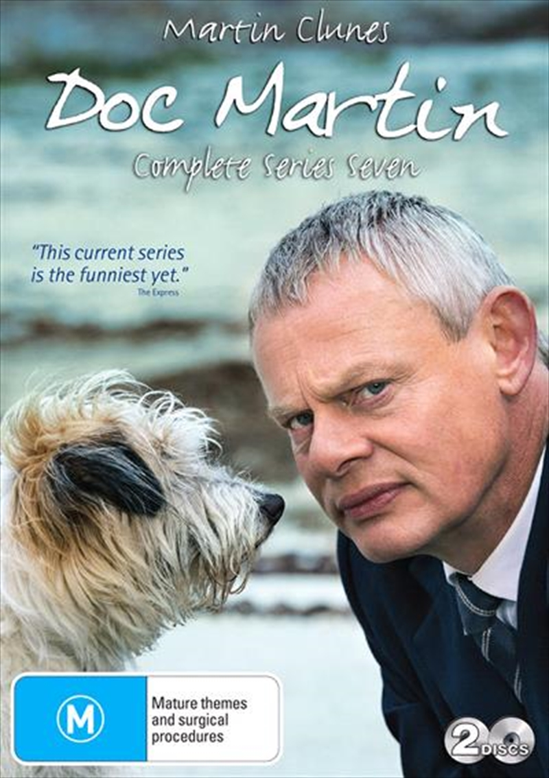 Doc Martin - Season 7 | DVD