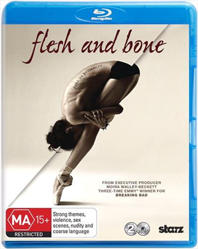 Flesh And Bone   Blu-ray