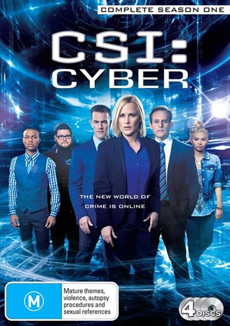 CSI - Cyber - Season 1 | DVD