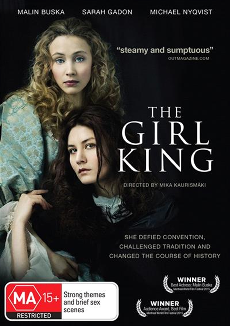 Girl King, The | DVD