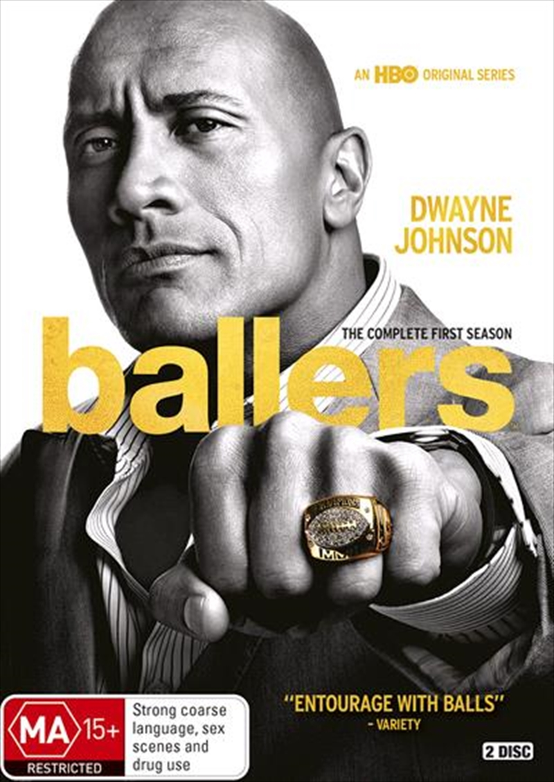 Ballers - Season 1 | DVD