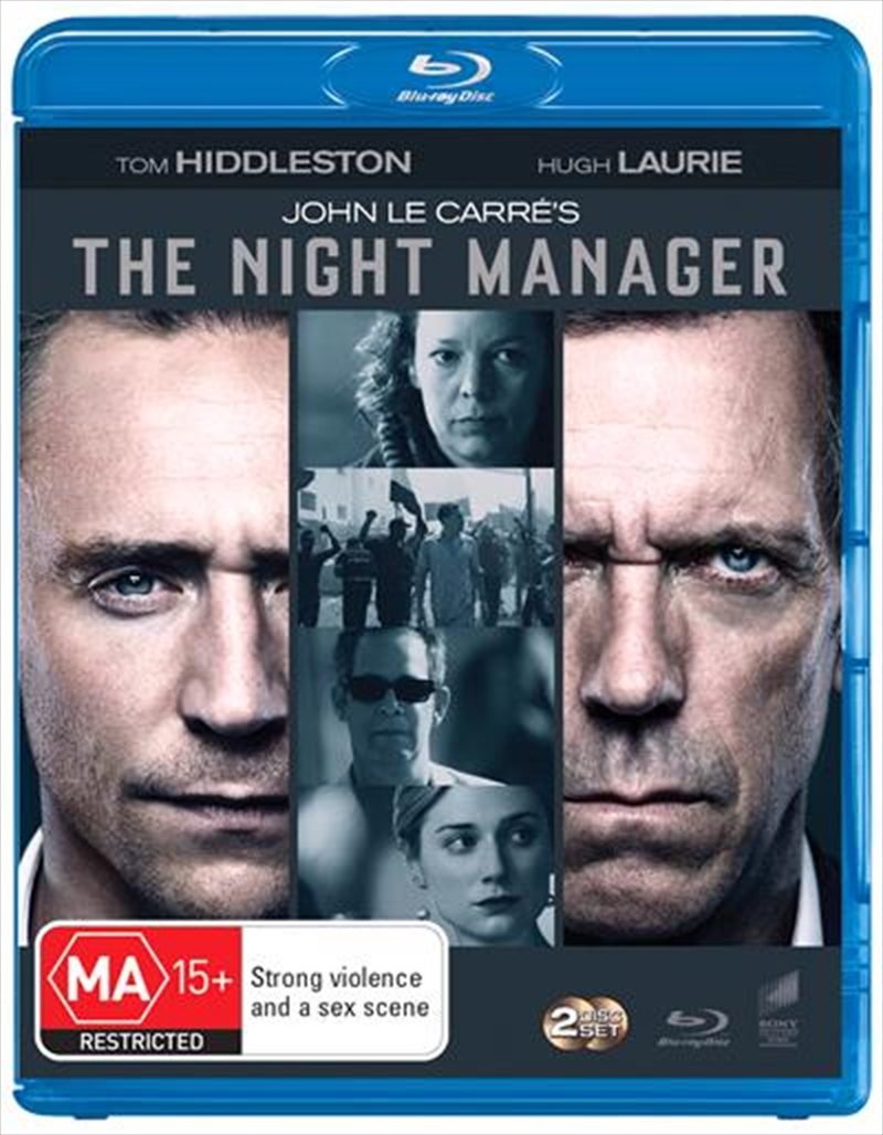 Night Manager - Season 1, The | Blu-ray
