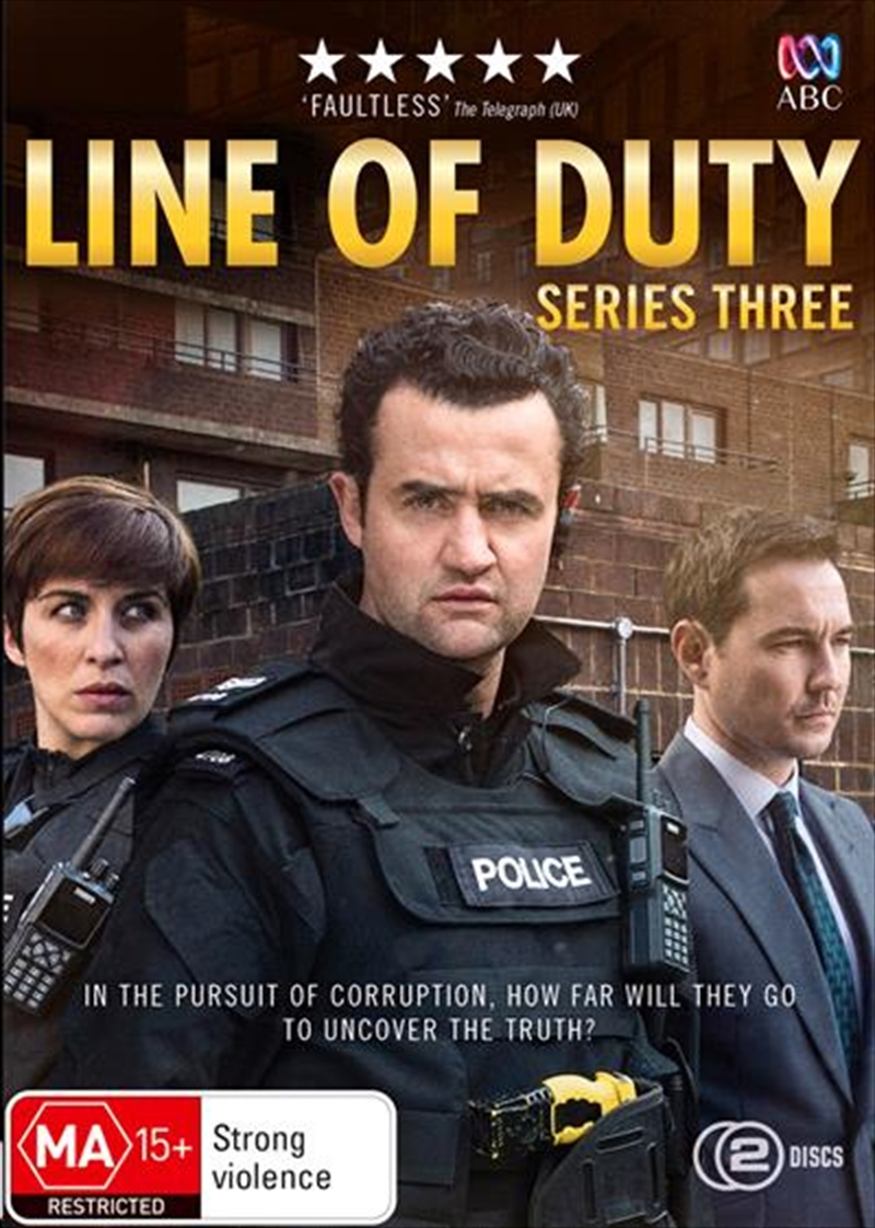 Line Of Duty - Season 3 | DVD