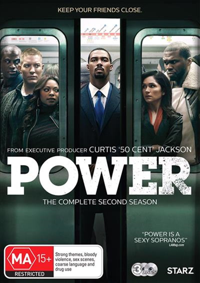 Power - Season 2 | DVD