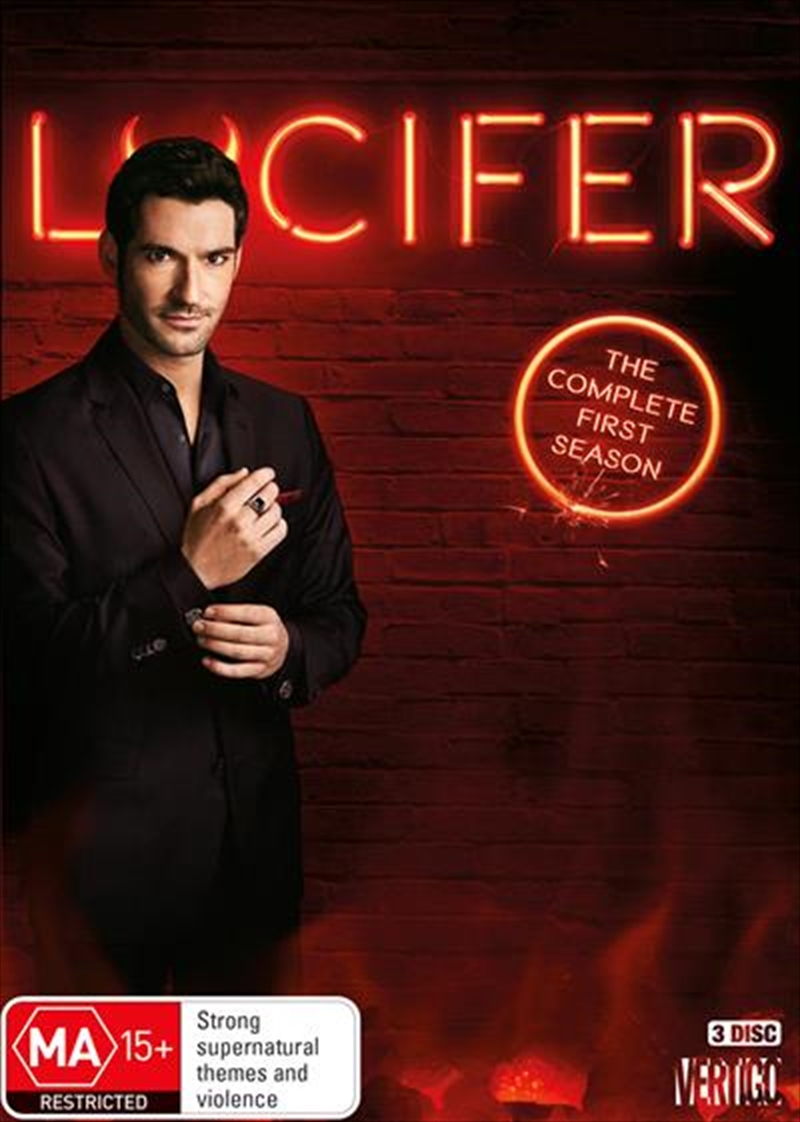 Lucifer - Season 1 | DVD