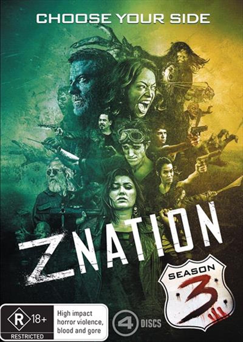 Z Nation - Season 3 | DVD