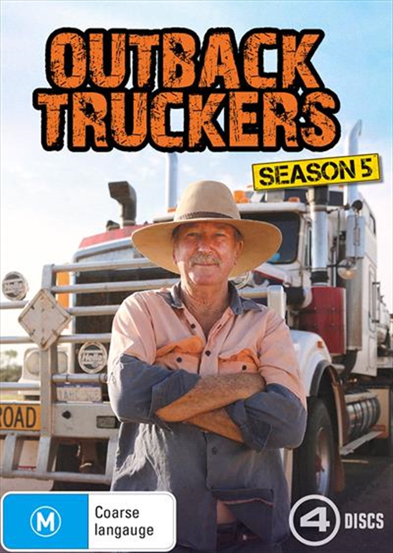 Outback Truckers - Series 5   DVD