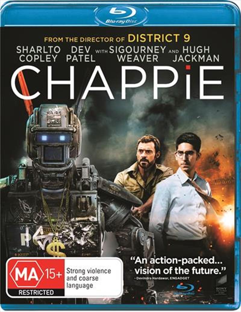 Chappie | Blu-ray