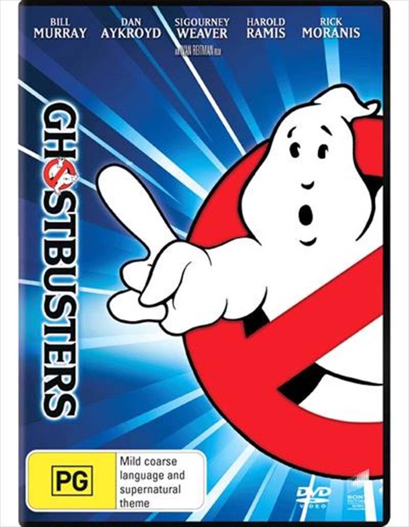 Ghostbusters | DVD