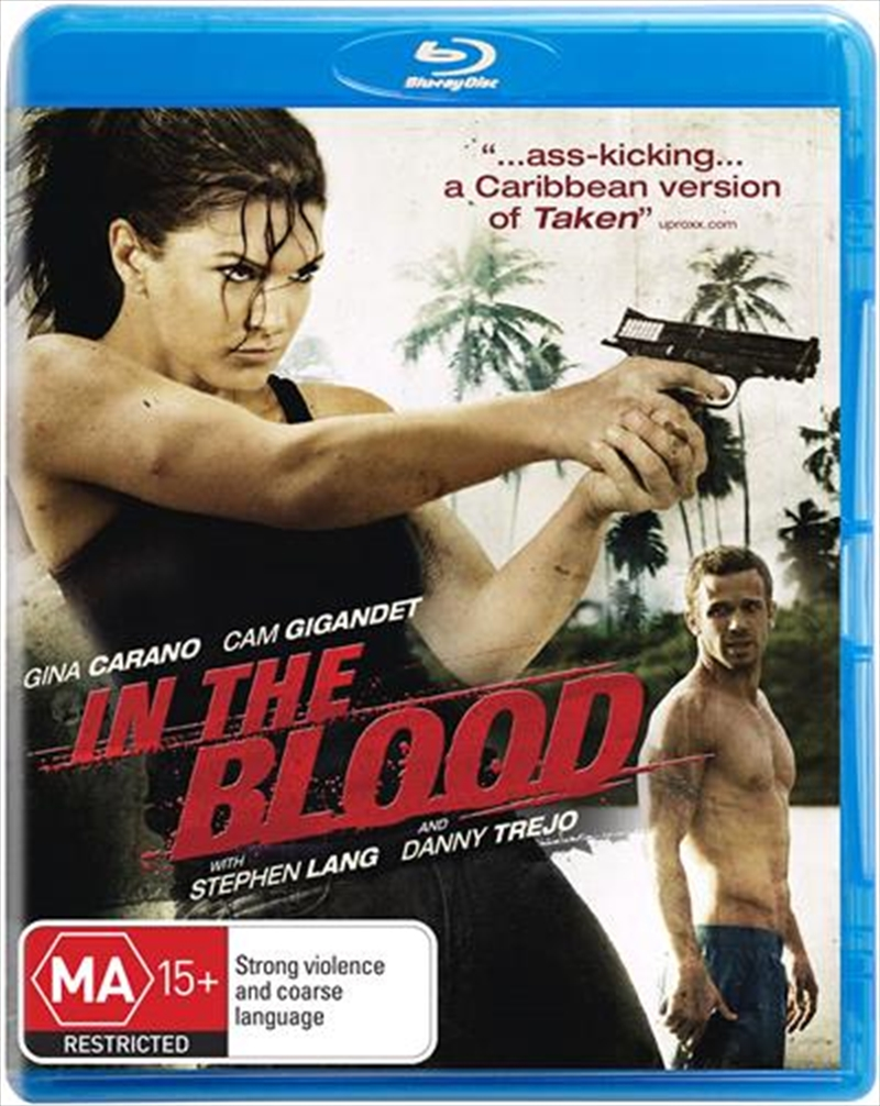 In The Blood | Blu-ray