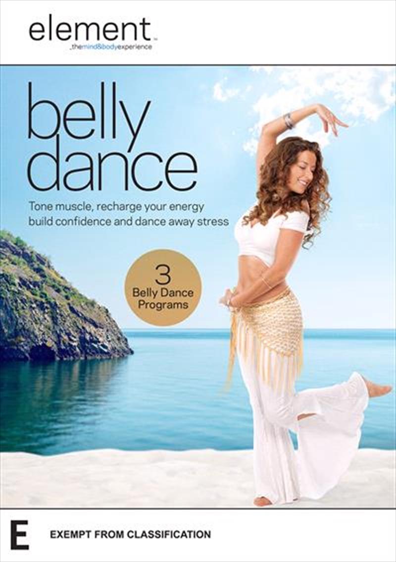 Element - Belly Dance   DVD