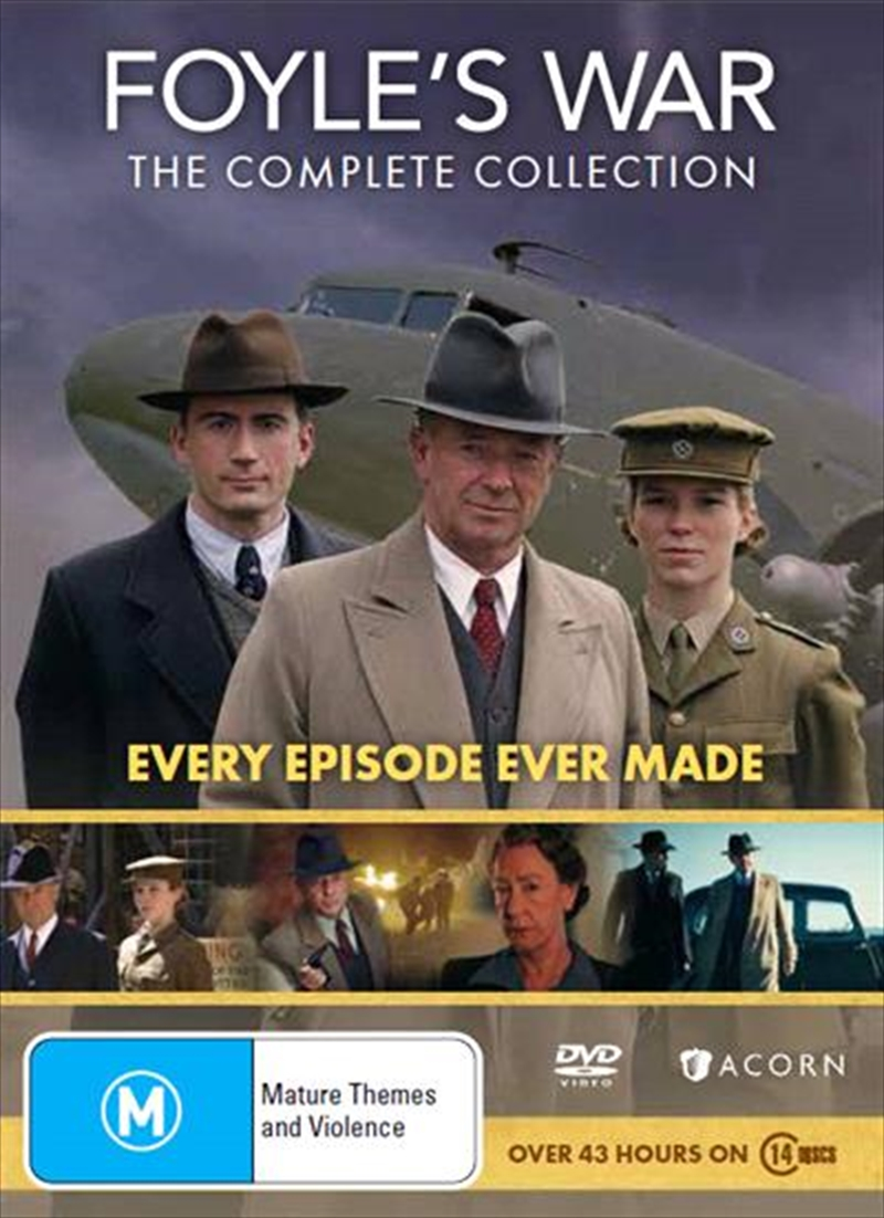 Foyle's War | Series Collection | DVD