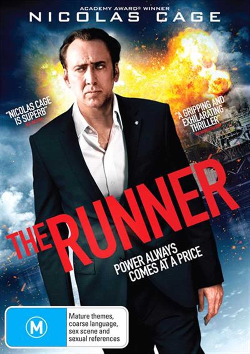 Runner, The | DVD