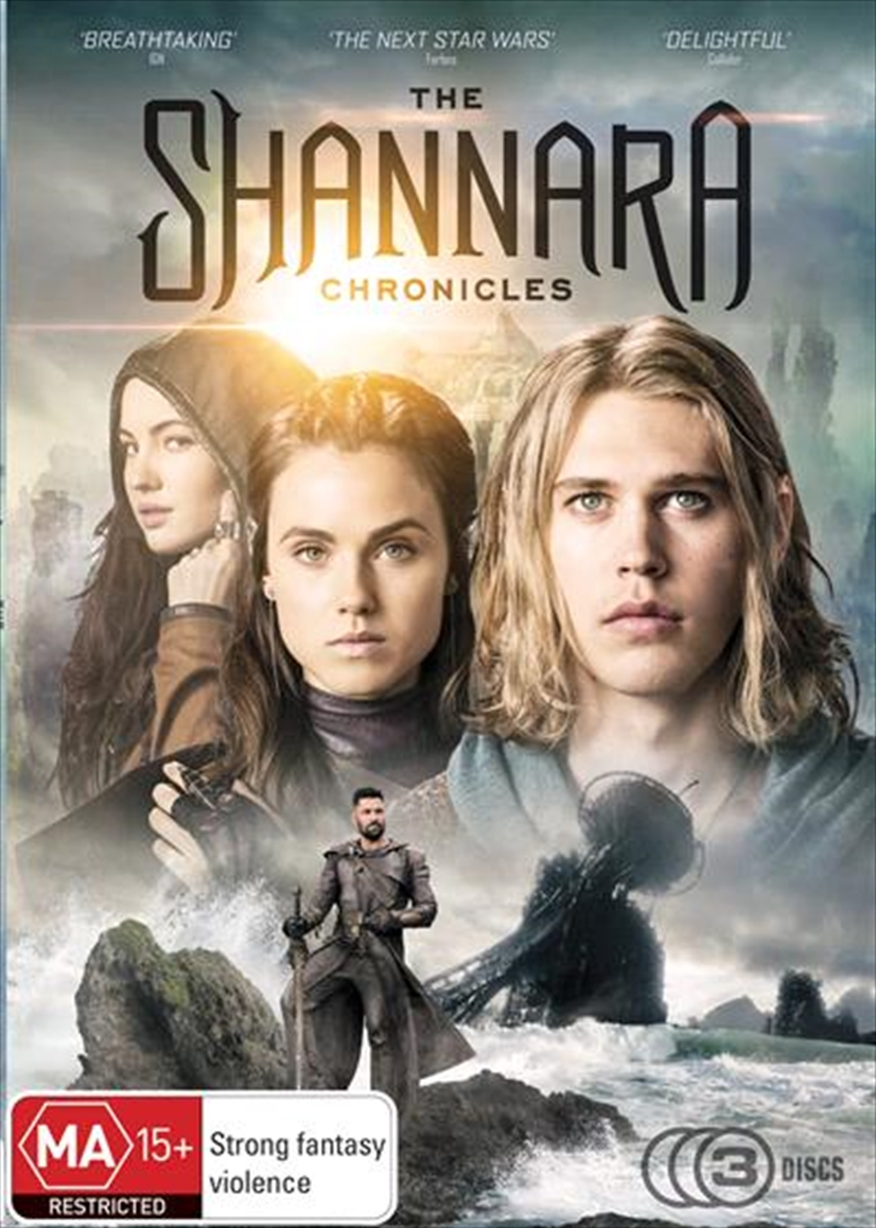 Shannara Chronicles, The | DVD