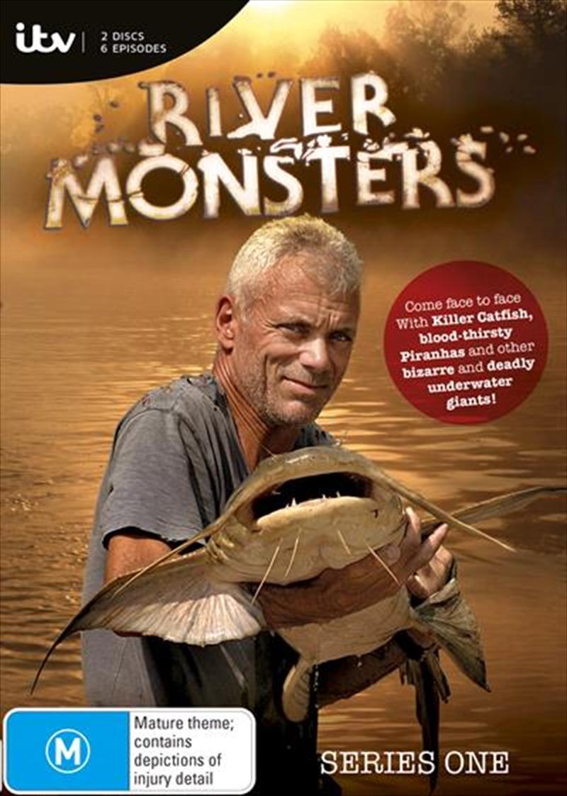 River Monsters - Season 1 | DVD