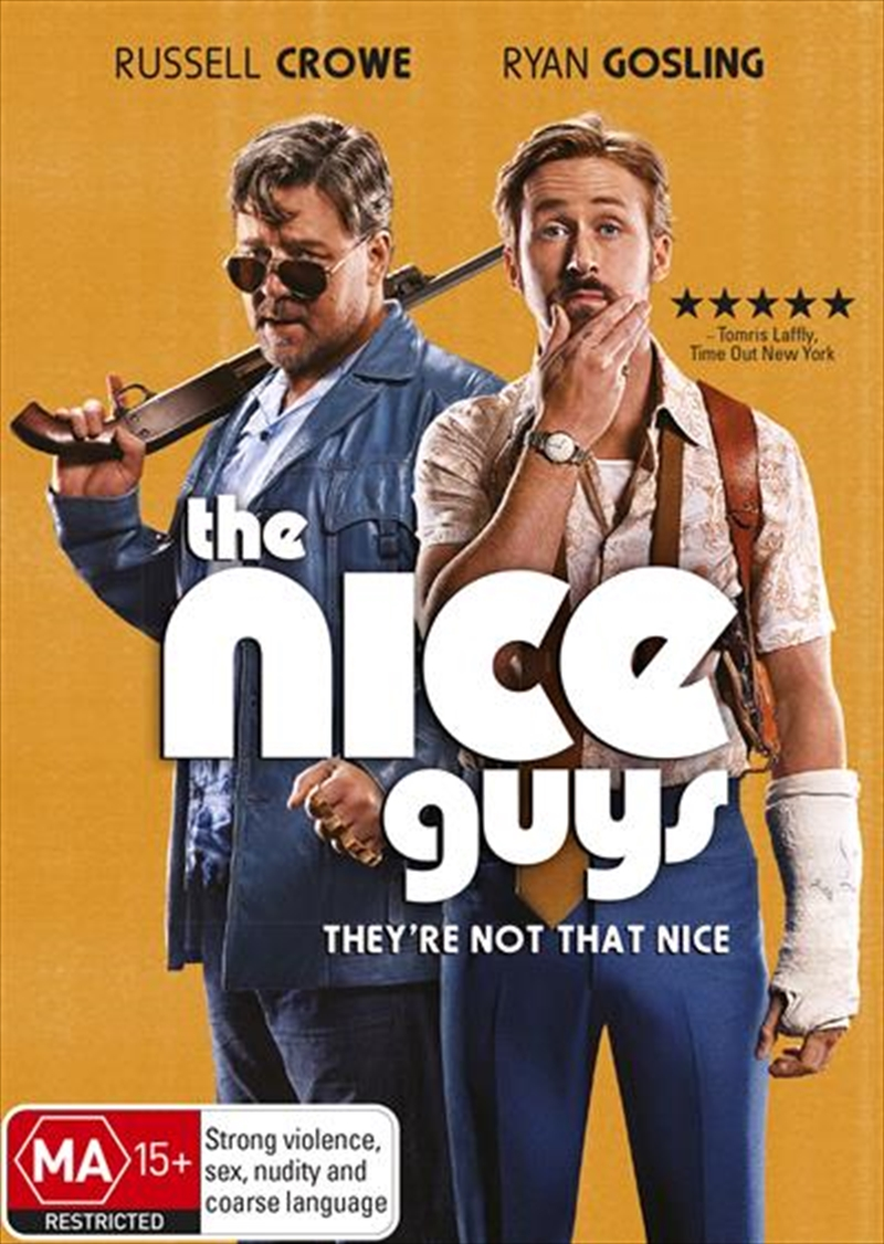 Nice Guys, The | DVD