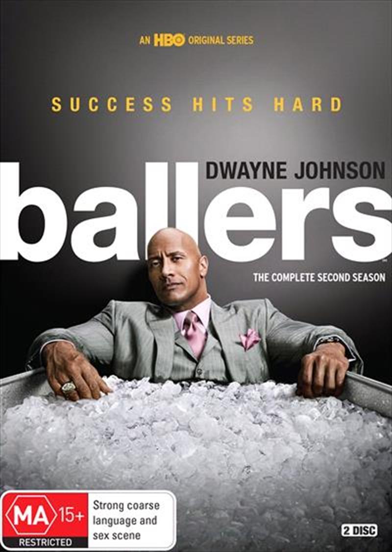 Ballers - Season 2 | DVD