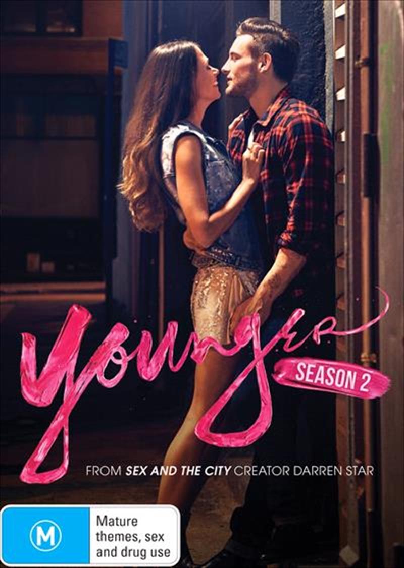 Younger - Season 2   DVD