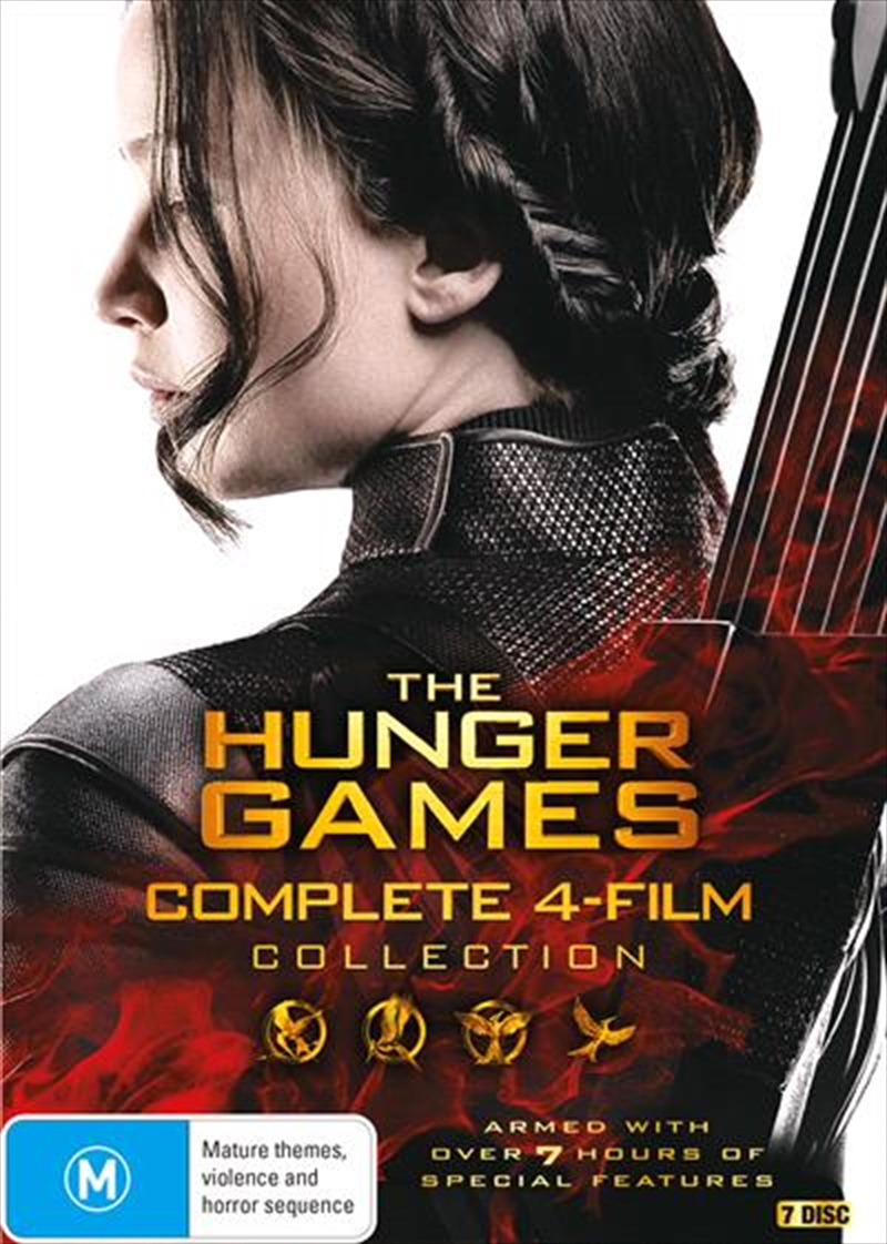 Hunger Games | Collection, The | DVD