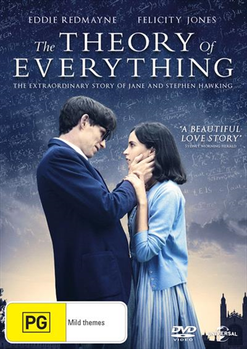 Theory Of Everything, The | DVD