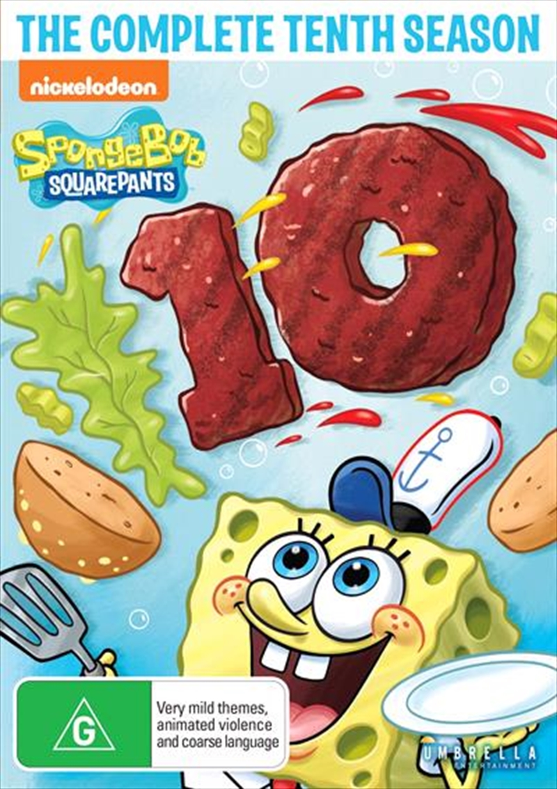 Spongebob Squarepants - Season 10 | DVD