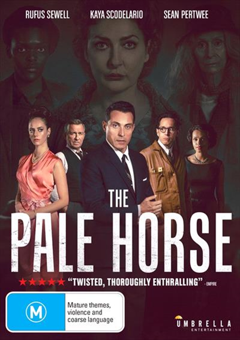 Pale Horse | Mini-Series, The | DVD