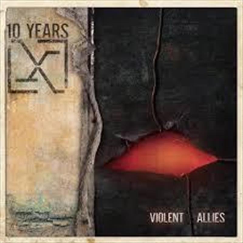 Violent Allies   CD