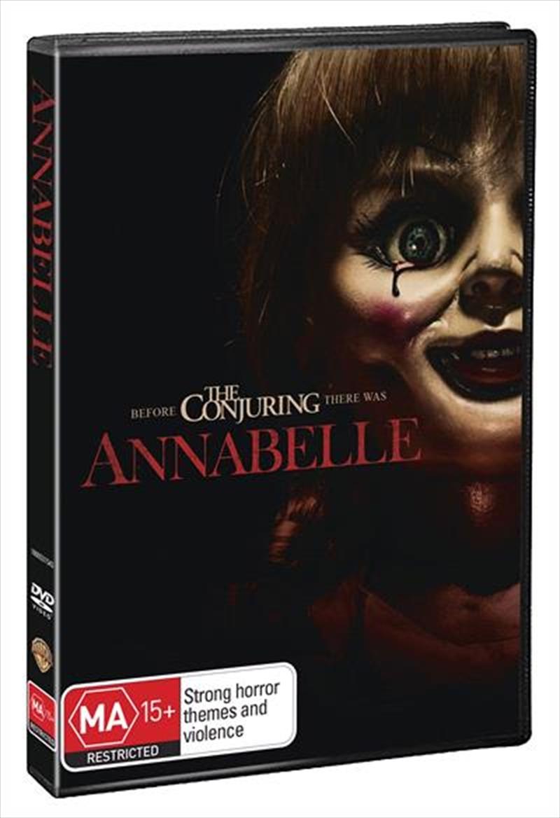 Annabelle | DVD