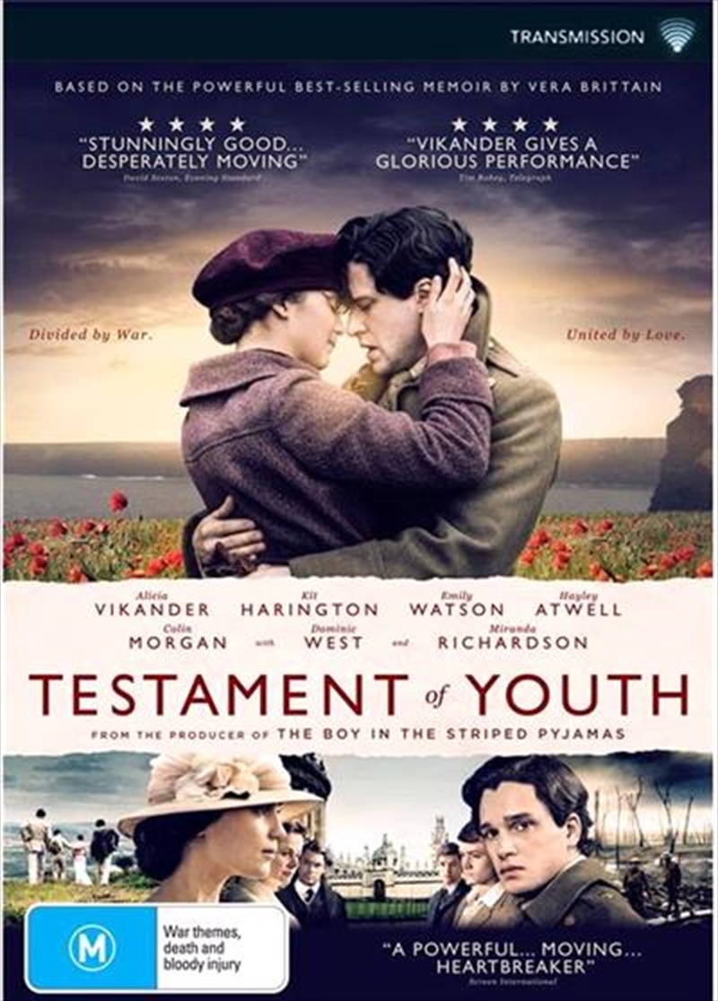 Testament Of Youth | DVD