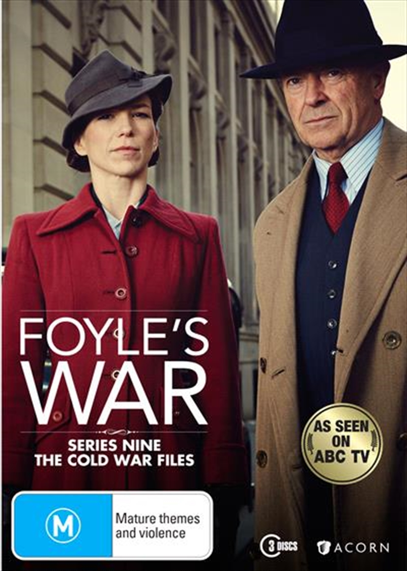 Foyle's War - Season 9 | DVD