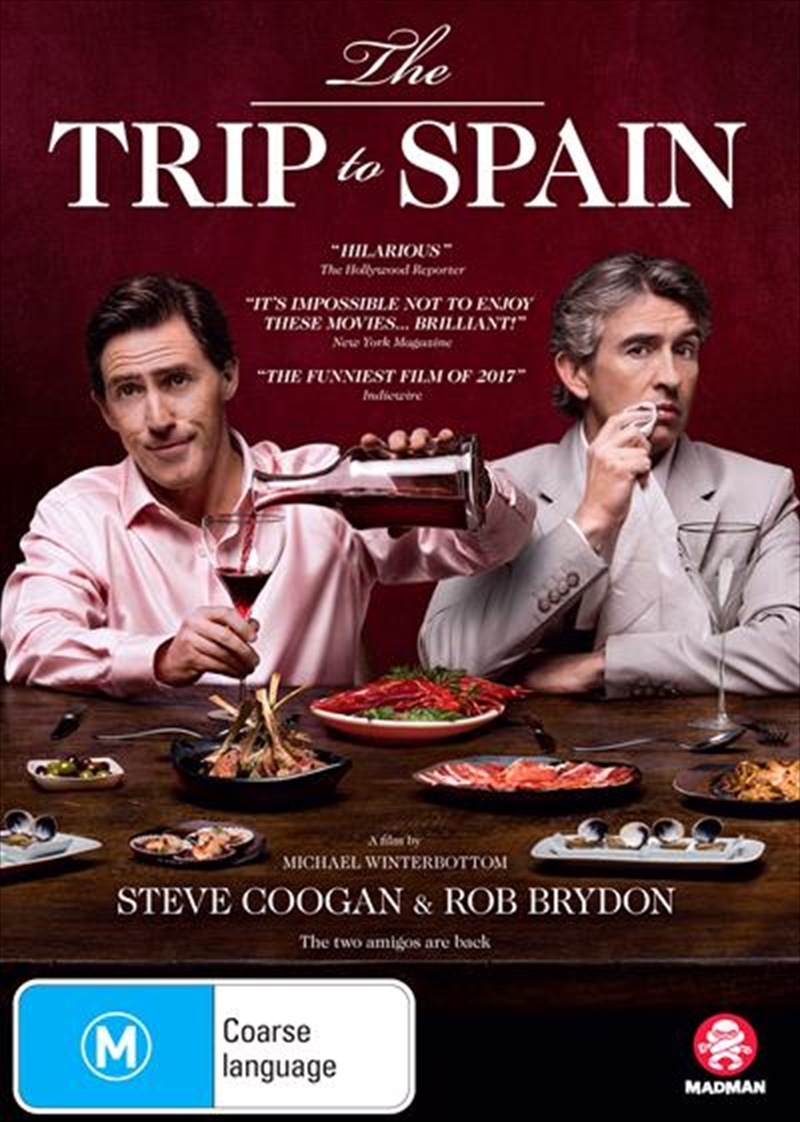 Trip To Spain, The | DVD