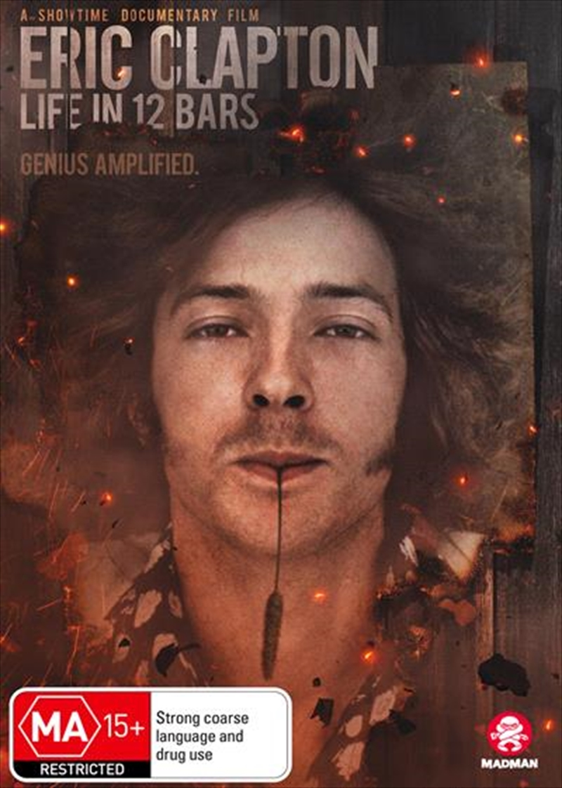 Eric Clapton - Life In 12 Bars | DVD
