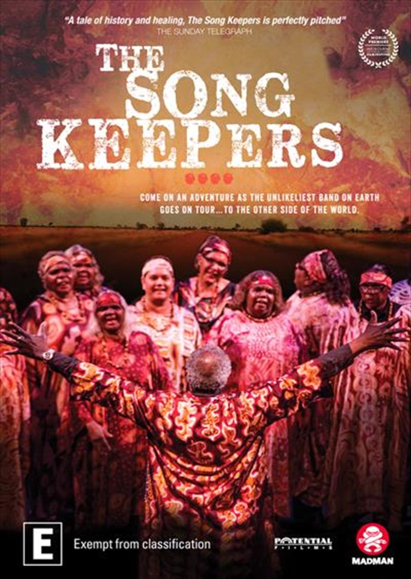 Song Keepers, The | DVD