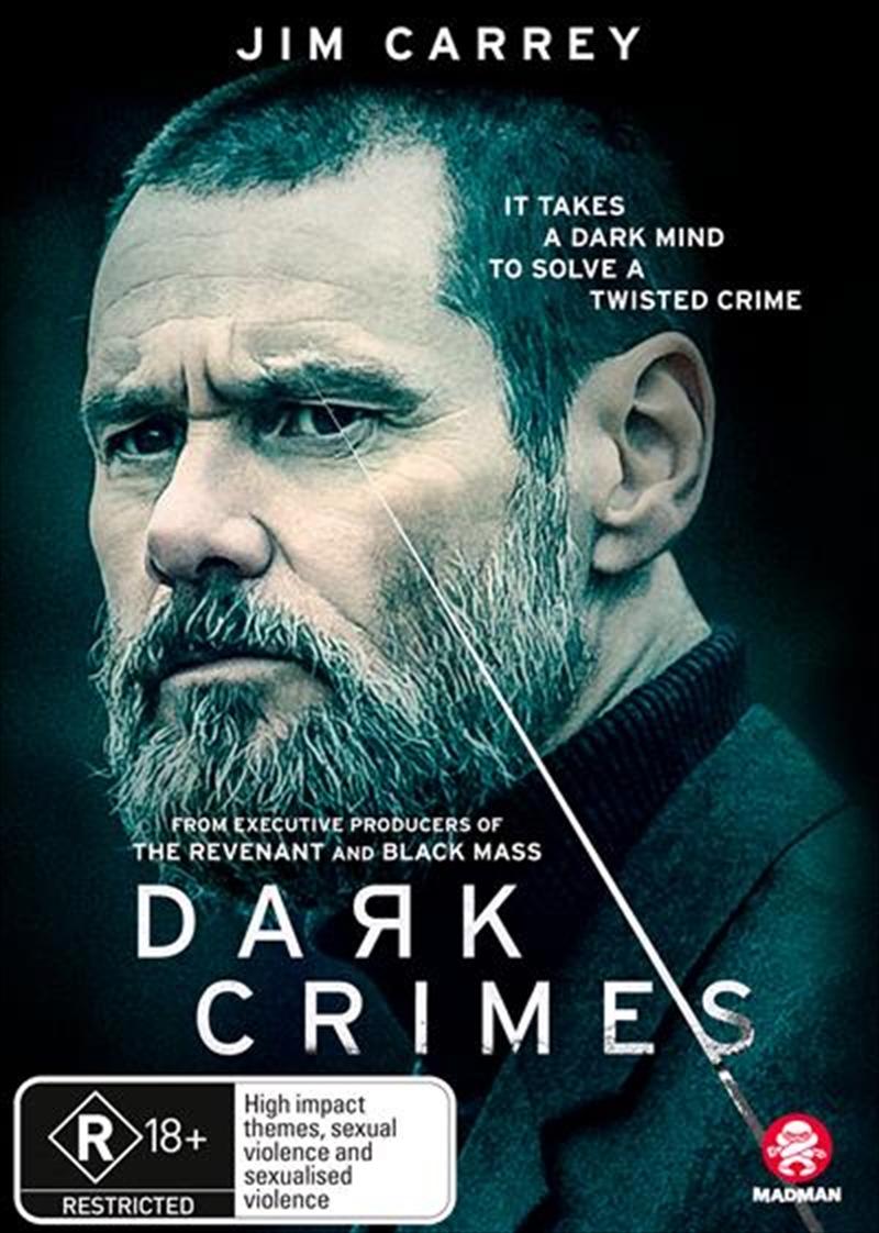Dark Crimes   DVD