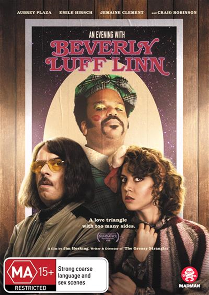 An Evening With Beverly Luff Linn | DVD