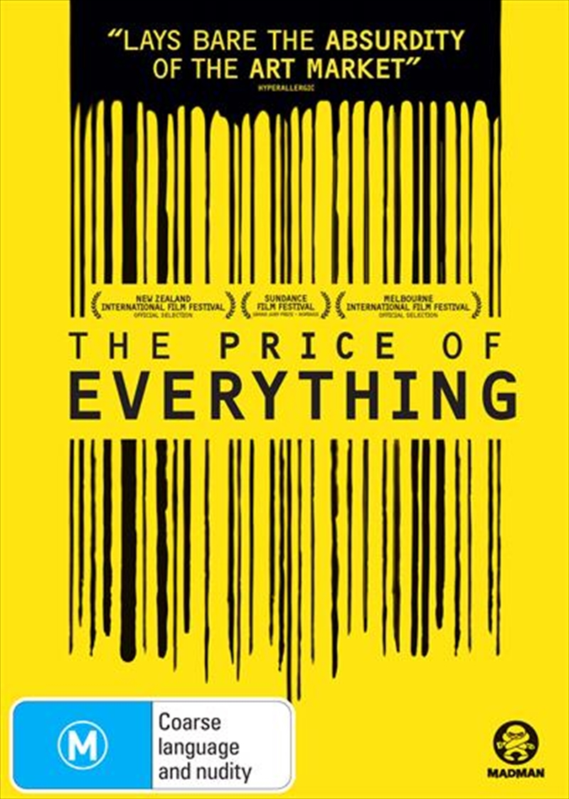 Price Of Everything, The | DVD