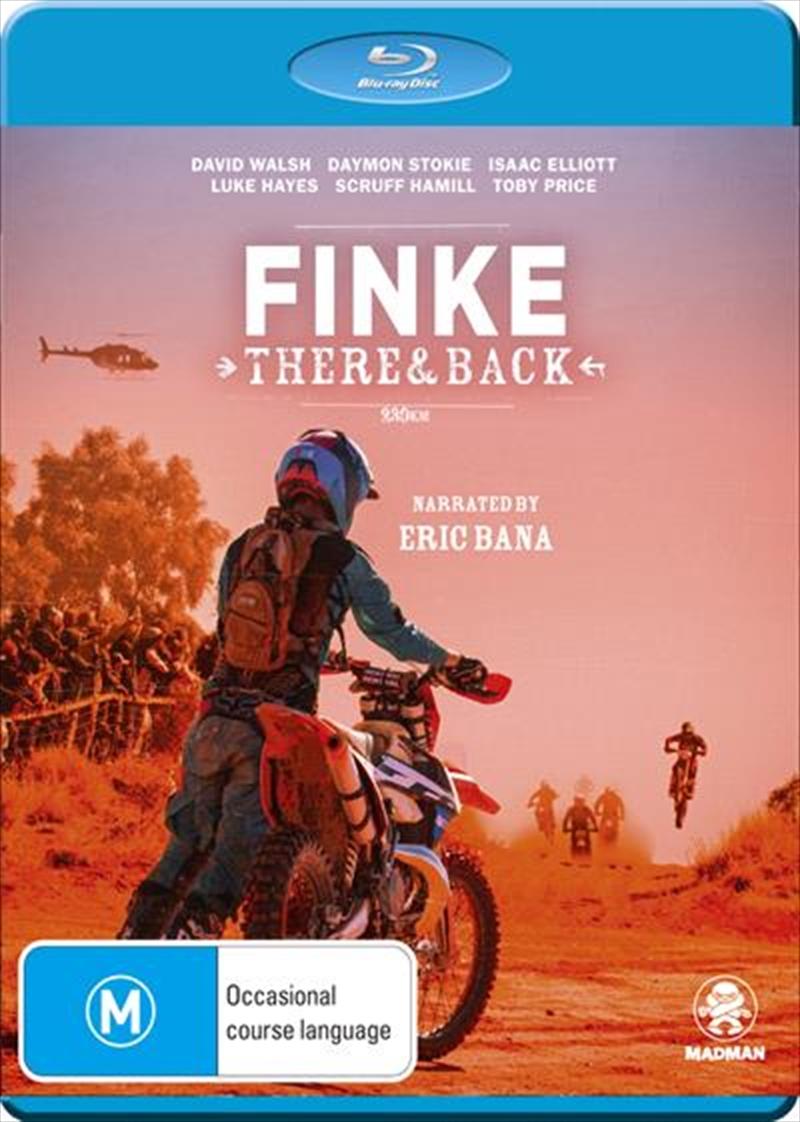 Finke - There And Back | Blu-ray