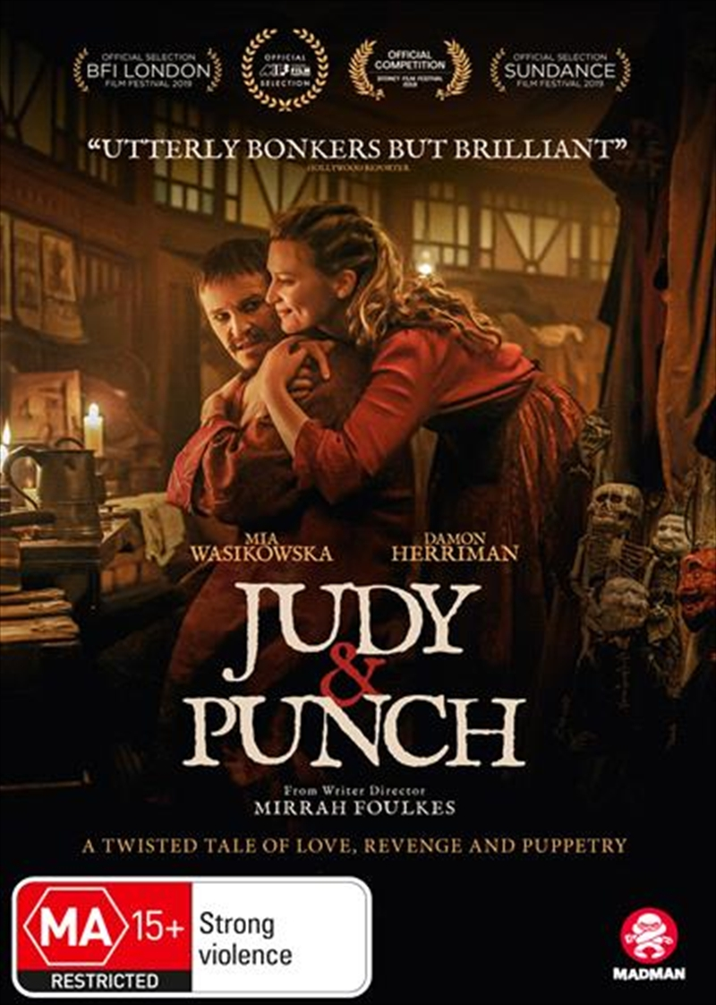 Judy and Punch | DVD