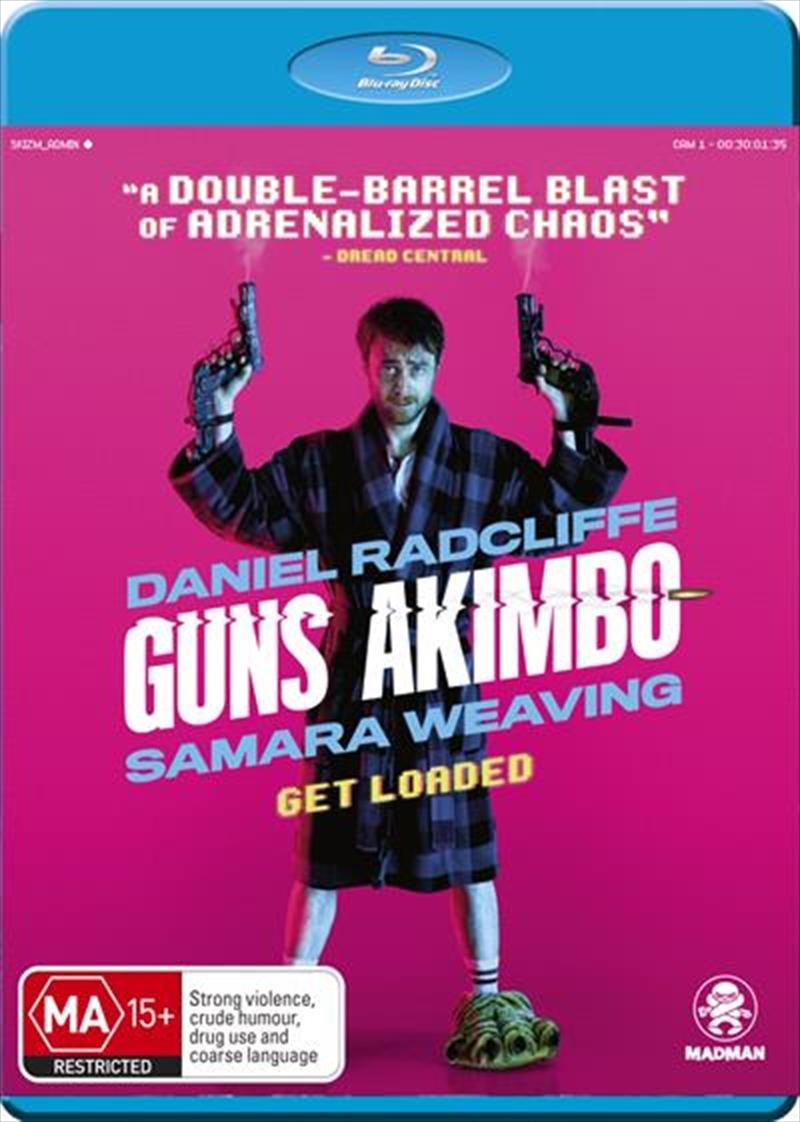 Guns Akimbo | Blu-ray