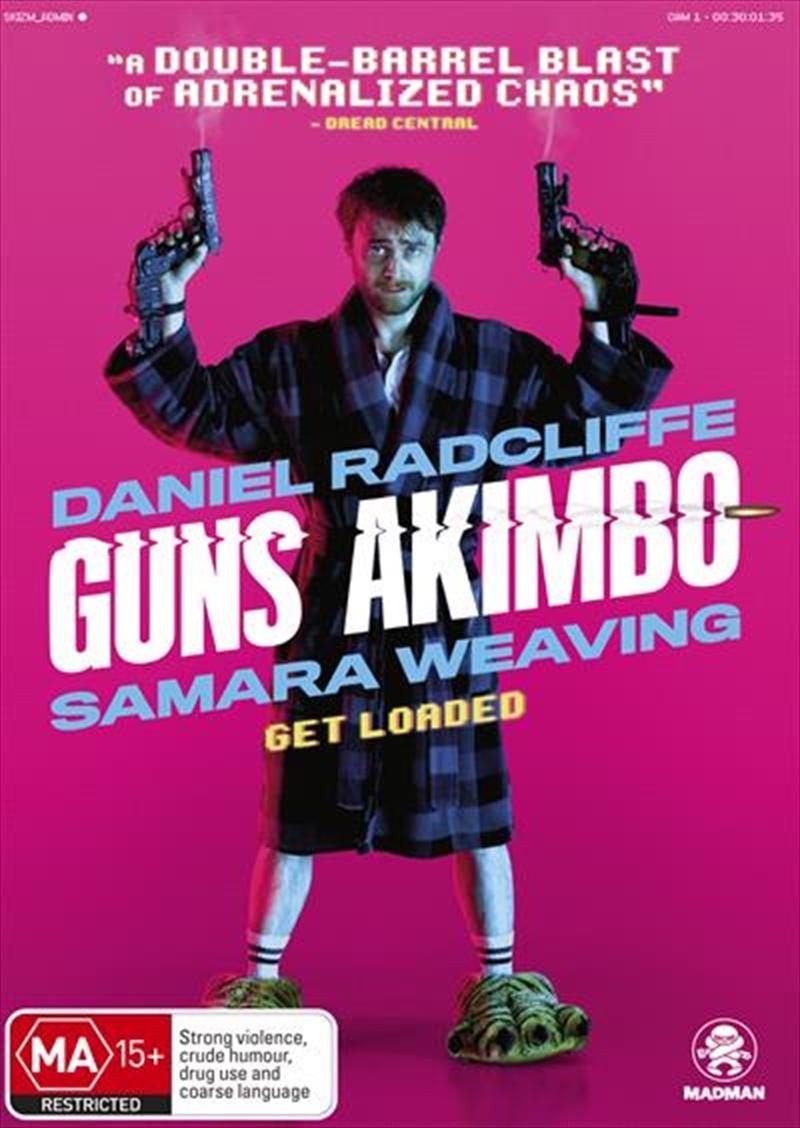 Guns Akimbo | DVD