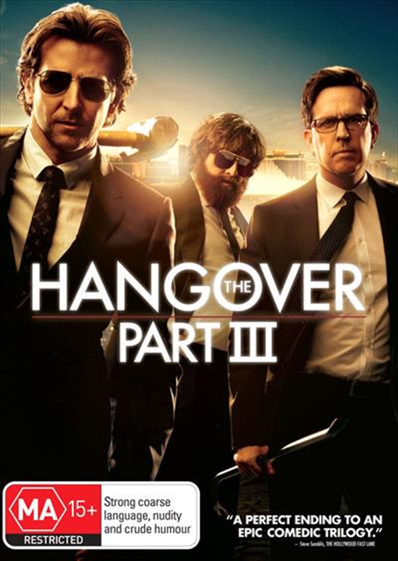 Hangover - Part 3, The | DVD