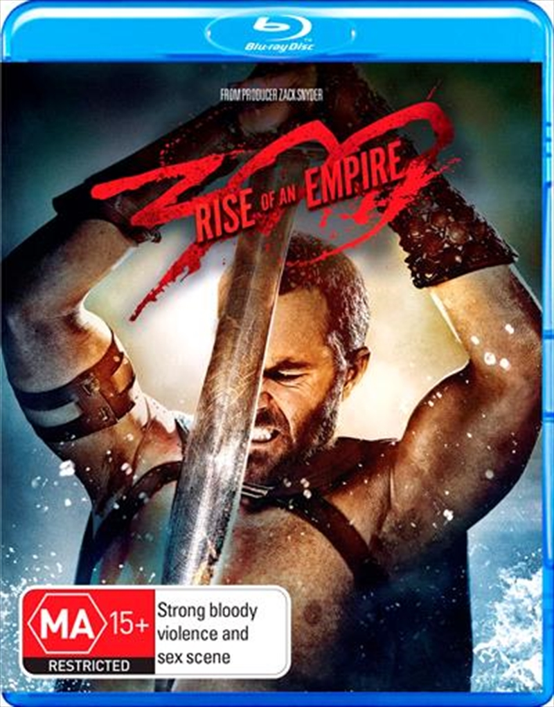 300 - Rise Of An Empire | Blu-ray