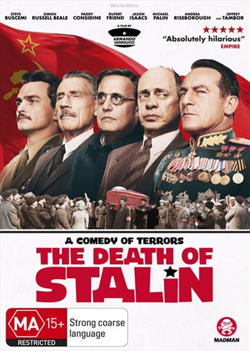 Death Of Stalin, The | DVD