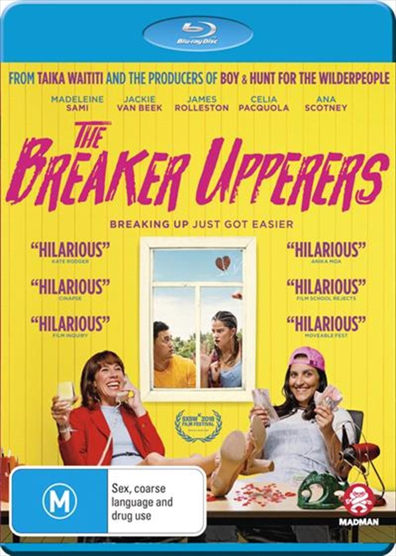 Breaker Upperers, The | Blu-ray
