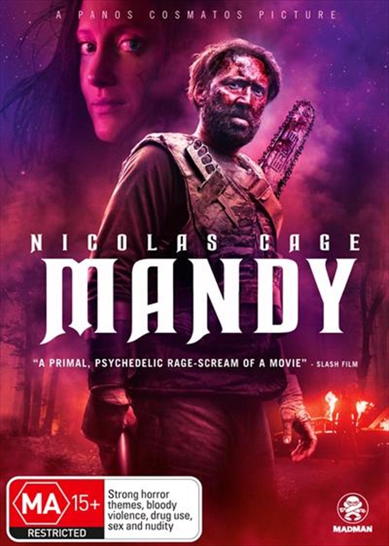 Mandy | DVD