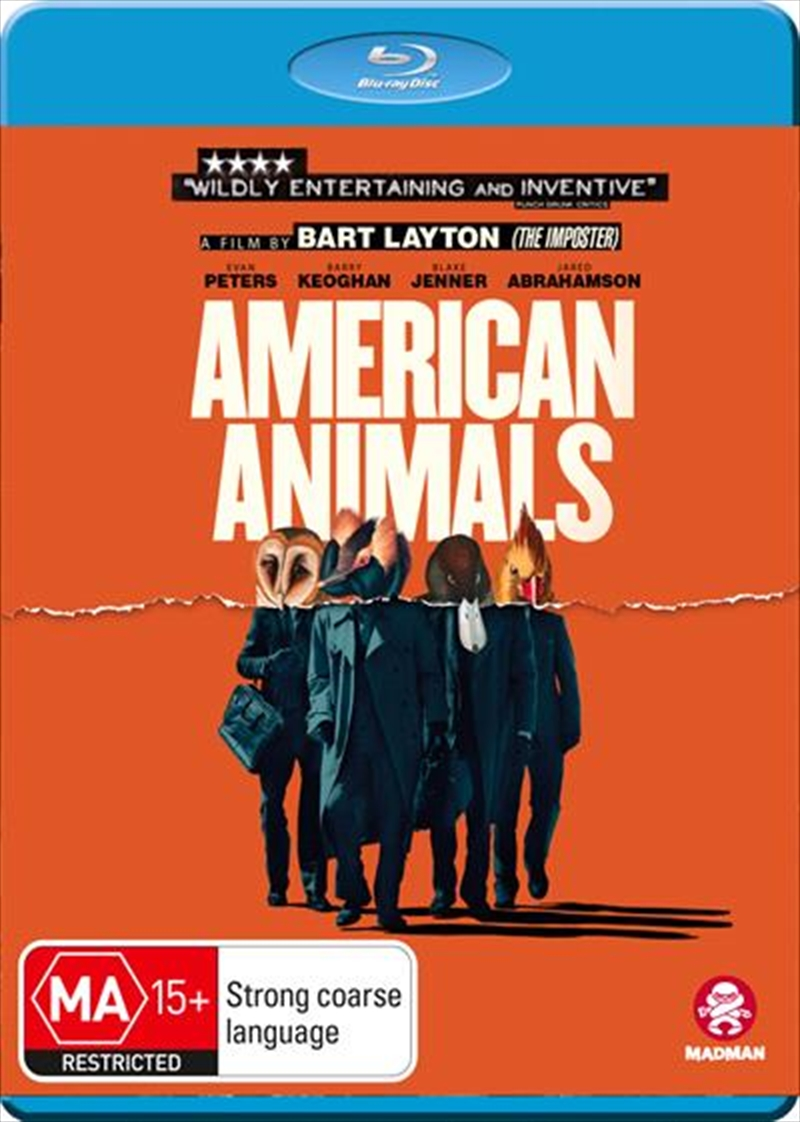 American Animals | Blu-ray